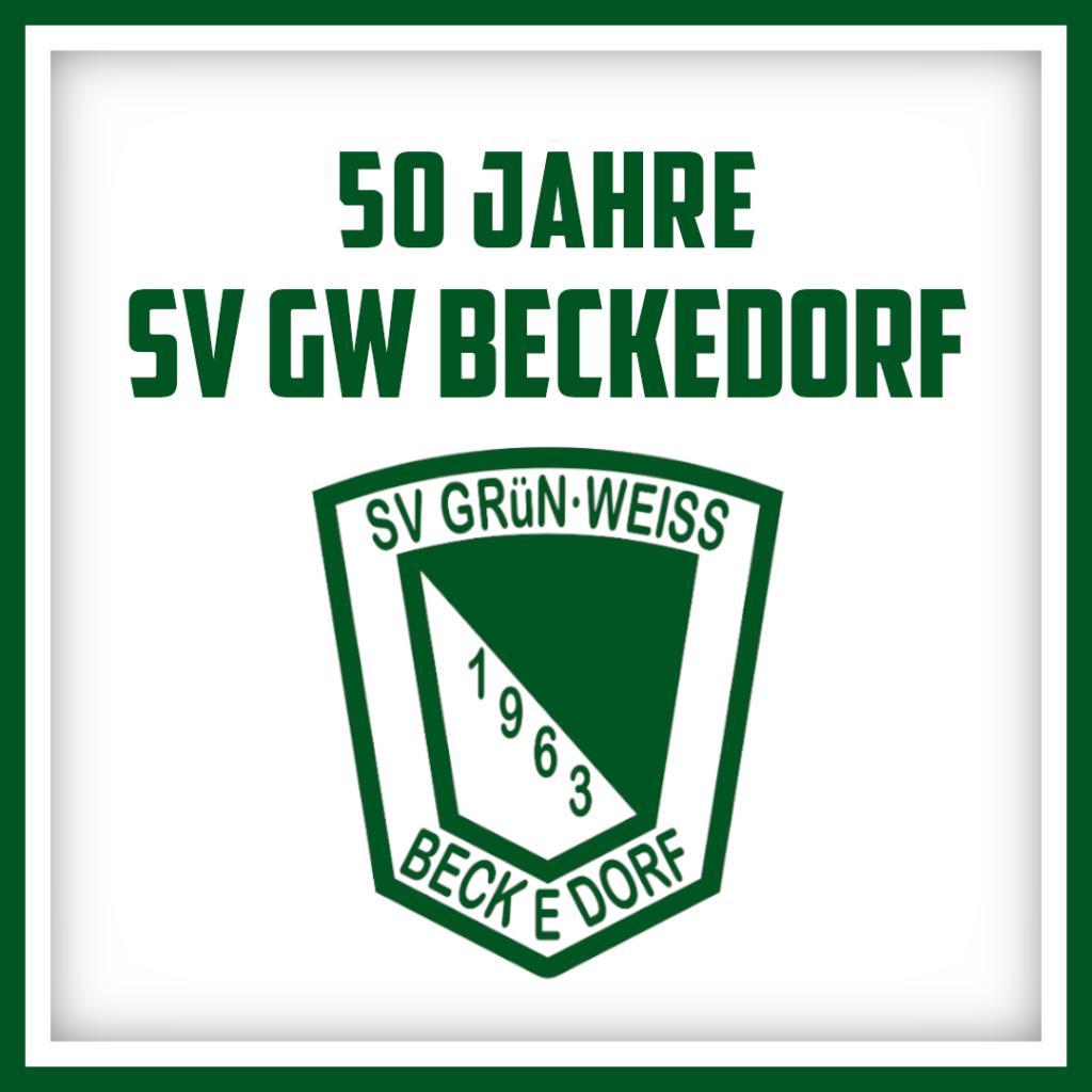 50 Jahre SV Grün-Weiß Beckedorf